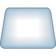 Pare-brise en verre 5 trous CASE IH séries 32, 4200, 43, 44, 56, 85, 95