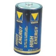 BLIST.2 PILES ALKAL. 1,5V/LR20 H.ENERGY