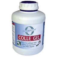 COLLE INTERFIX POT 250 GRAMME AVEC PINCE