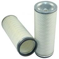Filtre à air sécurité pour chargeur KOMATSU WA 470-1 moteur KOMATSU 20001->