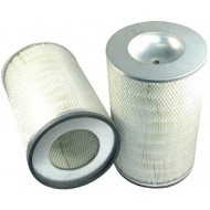 Filtre à air primaire pour chargeur KOMATSU WA 350-1 moteur KOMATSU