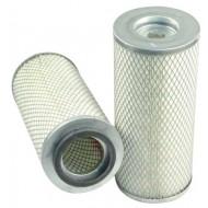 Filtre à air primaire pour moissonneuse-batteuse CLAAS DOMINATOR 76 H moteurMERCEDES OM 352