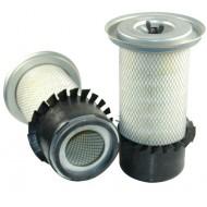Filtre à air primaire pour tractopelle JCB 3 C moteur PERKINS 315000->323143 LH 50205/50226