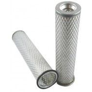 Filtre à air sécurité pour télescopique JCB 525 moteur PERKINS 561011-> AA50261/AB50260