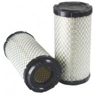 Filtre à air primaire pour chargeur KOMATSU WA 150-5 PZ moteur KOMATSU H50051-> SAA4D102E-2