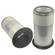 Filtre à air primaire pour tractopelle HUDDIG 860 moteur SISU 2005-> 411 DS