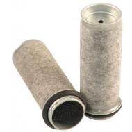 Filtre à air sécurité pour moissonneuse-batteuse CLAAS LEXION 780 TERRATRAC moteurMERCEDES 2013-> C6/6/820 OM 502 LA