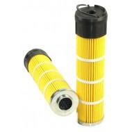 Filtre hydraulique pour tracteur FENDT 916 VARIO FAVORIT moteur MAN 01.98->09.06 3001-> 198 CH 916 D 0836 LE