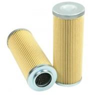 Filtre hydraulique pour tractopelle CASE-POCLAIN 580 B moteur CASE G 188
