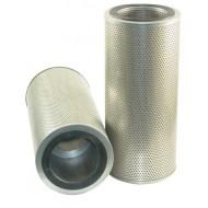 Filtre hydraulique pour tractopelle CATERPILLAR 426 moteur PERKINS