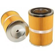 Filtre hydraulique pour tractopelle JCB 3 CX moteur PERKINS 306001->314999 LH 50133/50226