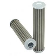 Filtre hydraulique pour chargeur KOMATSU WA 600-3 moteur KOMATSU SA 6 D 170 E