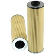 Filtre hydraulique pour chargeur ZETTELMEYER ZL 502 B moteur DEUTZ F 4 L 1011 F