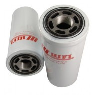 Filtre hydraulique pour tractopelle CATERPILLAR 432 E moteur CATERPILLAR 2007->