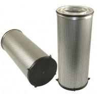 Filtre hydraulique pour chargeur LIEBHERR L 566 moteur LIEBHERR 2006-> 0101->20544 460 D 936