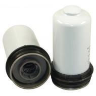 Filtre à gasoil pour moissonneuse-batteuse MASSEY FERGUSON 7370 BETA moteurSISU 2012-> 84AWI708