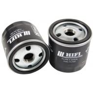 Filtre à gasoil pour chargeur ZETTELMEYER ZL 602 moteur DEUTZ 95-> BF 4 L 1011 FT
