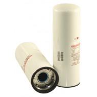 Filtre à huile pour chargeur KOMATSU WA 470-5 moteur CUMMINS 2002-> H50051->