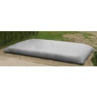 CITERNE SOUPLE 100m3, hauteur 1,3m (bache haute résistance 1300gr/m²)