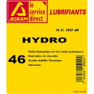 Huile hydraulique HYDRO HV 46 220L