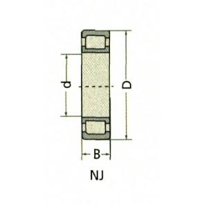 ROULEMENT 6034