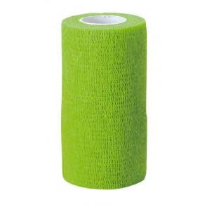 Bandage autocollant VetLastic 7,5cm vert