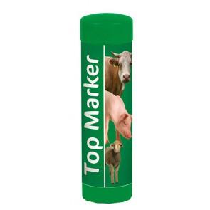 Crayon de marquage TopMarker vert