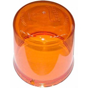 Cabochon orange de secours