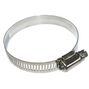 Collier de serrage 60-80mm Boîte en acie