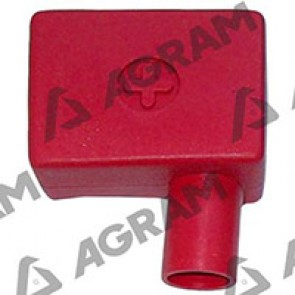 Batterie Terminal Cover LH -Rouge