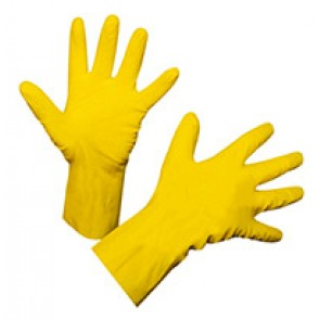 Gants ménagers PROTEX taille 7 Latex