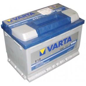 Batterie Varta 4200 6200 672A 74Ah 680Amp