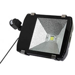 Projecteur LED 80W avec détecteur de mou