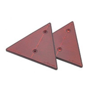 Triangles réflectorisants  155x135mm DIN