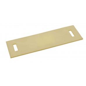 Plaque de protection polyurét. 250x80mm
