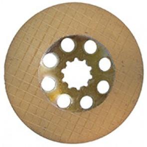 Disque de frein 226 x 58,3 mm - 10 cannelures CASE IH 955 1055 956 1056