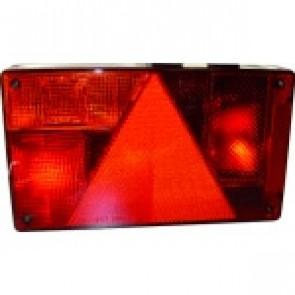 FEU ARR GAUCHE 6 FONCT 240X140X52mm (BOX