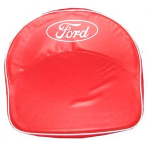 Coussin de siège Ford c / w Logo Rouge
