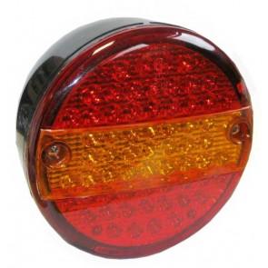 Ronde feu arrière LED