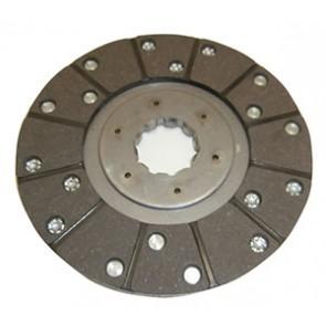 Disque de frein Épaisseur: 12,7mm CASE IH 940 433 533 633