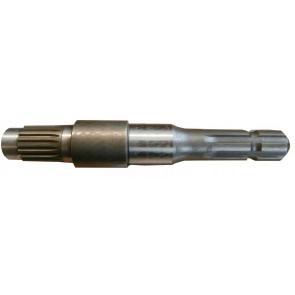 Arbre primaire supérieur Dents obliques 29/18/16 Dents Deutz-Fahr DX110 DX120