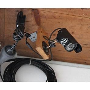 Kit caméra de surveillance 2,4 GHz porté