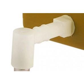 Coude blanc plastique pour 5974160 et 597416