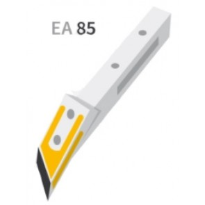 Barre + pointe droite Michel 600 EA85 CA RBURE