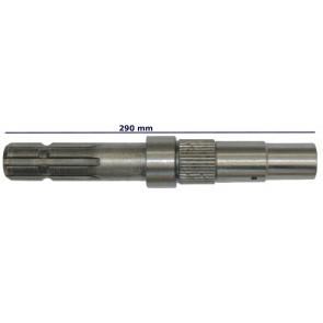Arbre cannelé MF 3000 1000rpm - 6 cannelures