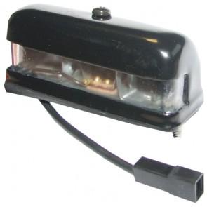 Lampe Numéro éclairage de la plaque d'immatriculationserie 100