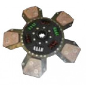 Disque d'embrayage Taille: 13 pouces, principal, 10 cannelures, organique CASE IH 845XL 845 743 743XL 644