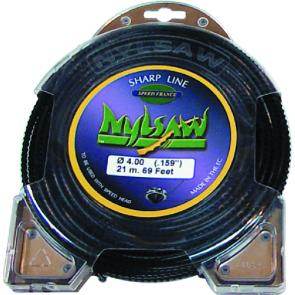 """FIL """"NYLSAW"""" D.3,5mm LG:27M NOIR  CDT"