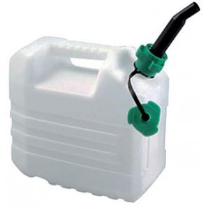 Jerrycan plastique alimentaire 20L avec bec verseur