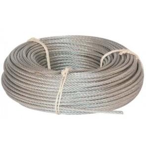 Câble en acier galvanisé 12 mm-30M